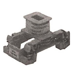 GE LB3AJ Contactor, Replacement Coil, IEC, C-2000, 120VAC, CL04,45