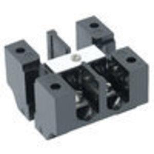 Ideal B106 Terminal Block, Phenolic, 6 Terminals