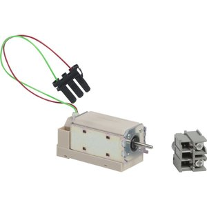 Square D S33670 Breaker, Molded Case, Undervoltage Trip, M, P, R, Frame, 110/130VAC