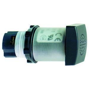 Square D XB5KSB Pilot Device, Buzzer, 24V AC/DC, 86dB, Non-Metallic, 22.5mm