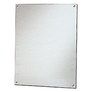 "Stahlin BP86AL Panel For Enclosure, 8"" x 6"", Diamond Shield Series, Aluminum"