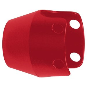 Square D ZBZ1604 Push Button, Guard, for E-Stop, 40mm Trigger Action, 22.5mm, Red