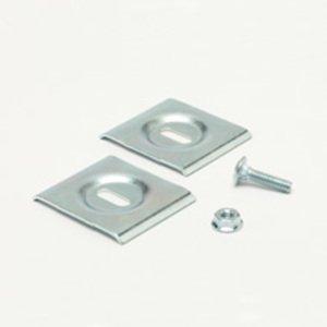 Cooper B-Line FTSHAK Horizontal Adjustable Kit, Electro-Galvanized