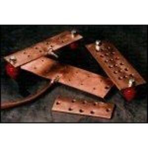 "Erico Cadweld EGBA14412MM 12"" Ground Bar Kit"