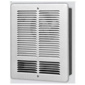 King Electrical W1210I Wall Heater, Fan Forced, 1000/500W, 120V