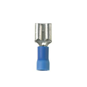 Panduit DV14-187B-M Female Disconnect, vinyl barrel insulate