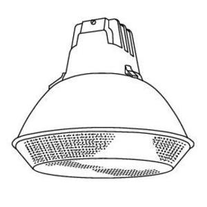 Lumiere LBN400PMT-PSC-OR Cooper Lighting LBN400PMT-PSC-OR