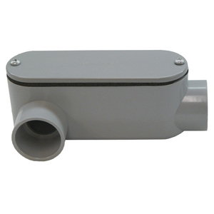 "Multiple 300LR 3"" LR PVC Conduit Fitting"