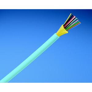 Panduit FODPX06Y Fiber Indoor Distribution Cable, Plenum
