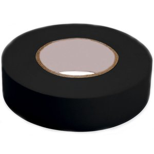 "3M 1400-3/4X60FT Vinyl Electrical Tape, Black, 3/4"" x 60'"