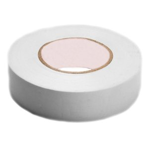 "3M 1400C-WHITE Vinyl Electrical Tape, White, 3/4"" x 60'"
