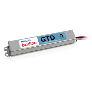 Bodine GTD : Generator Transfer Device, 280mA, for Fluorescent or LED Lighting