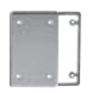 Ipex 077611 Weatherproof Cover, 1-Gang, Type: Blank with Gasket, Non-Metallic