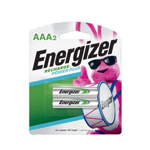 Energizer NH12BP-2 1.2V AAA Rechargeable Batteries