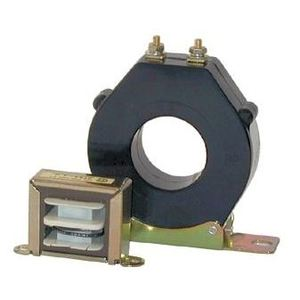 "Time Mark 276B75 Current Transformer, Solid Core, 75:5A, 600V Class, 1.56"" ID"