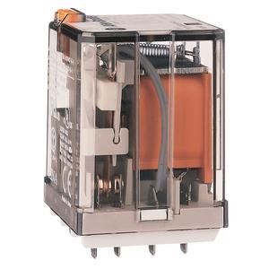 Allen-Bradley 700-HB32A1 Relay, Ice Cube, 8-Blade, 2PDT, 15A, 120VAC