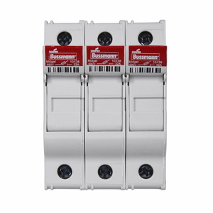 Eaton/Bussmann Series CHM3DU BUSS CHM3DU 3Pole 30A 600V MFH For