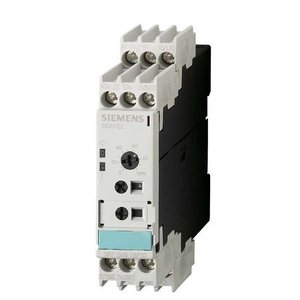 Siemens 3RN1012-1CK00 Power Relay, Thermistor, Motor Protection/Evaluation Unit, 1NO/NC