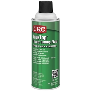 CRC 03410 Easy application foaming action penetrates deep into the cut to extend cutting tool life and promote a superior finish. Foam thoroughly coats cutting tool.