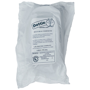 Dottie LHD5 Duct Seal - 5lb Bag