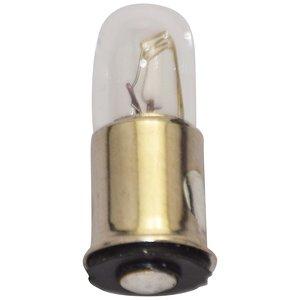 Candela 387 Miniature Incandescent Lamp, T1.75, 1W, 28V, Flange Base