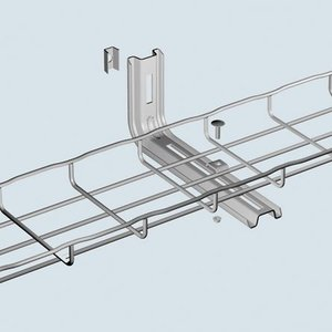 Cablofil CS300PG Cable Tray L-Bracket, Standard