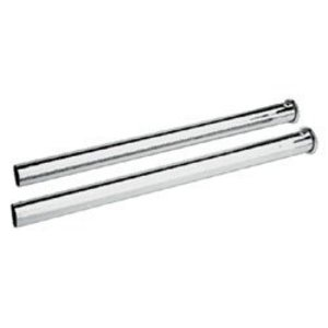 "Nutone CT132 19"" Chrome Wands, 2-Pack"