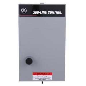 GE CR306A102 Starter, Magnetic, Size 00, 3PH, 120VAC Coil, 600VAC, 9A, NEMA 1