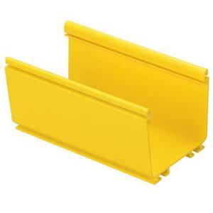 Panduit FR4X4YL6 4 x 4 Channel, Yellow