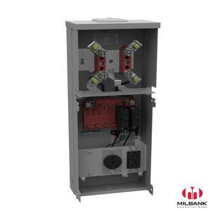 Milbank U5100-XL-41 Milb U5100-xl-41 125a Met Po Tt30/5