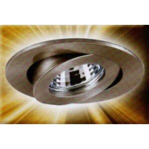 "Elite Lighting B1312WH Fully Adjustable Trim, 3"", Gimbal Ring, White"