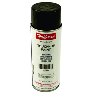 Hoffman ATPWE Touch-Up Paint, White Enamel