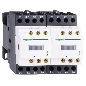 Square D LC2DT40G7 REVERSING CONTACTOR
