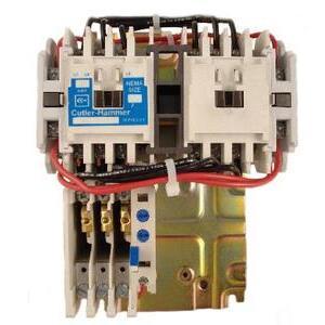 Eaton AN56BN0AC Starter, NEMA, Size 0, 120VAC Coil, 18A, 3PH, 3P, Open, 600VAC