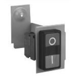 GE CLXP1B Push Button, Start/Stop, for IEC, Contactor, Enclosure