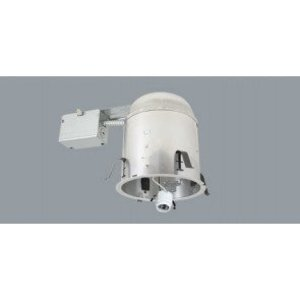Elite Lighting EZ6RIC-AT Universal IC Remodel Housing, Air-Shut, 6""