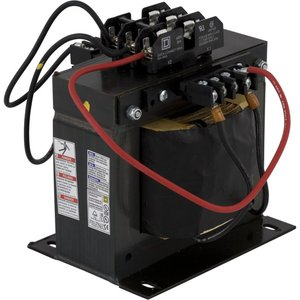 Square D 9070TF1500D33 Control Transformer, 1500VA, Multi-Tap, Type TF, 1PH, Open