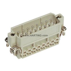 Harting 9200162612 HAN A 16 POS. M