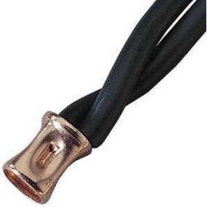 Ideal 2011S Splice Cap Crimp Connector, 14 - 4 AWG, Copper, Box of 50