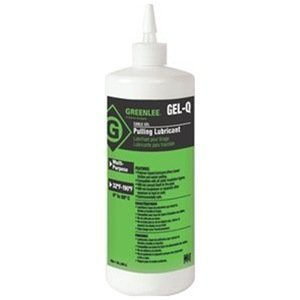 Greenlee GEL-Q Cable Pulling Lubricant
