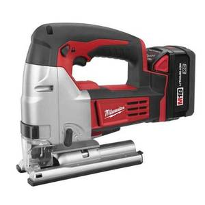 Milwaukee 2645-22 M18 18v 10 1/2in Cordless Jig Saw