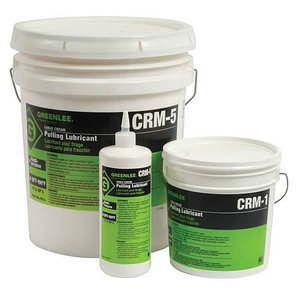 Greenlee CRM-5 Lube,cream-5 Gallon