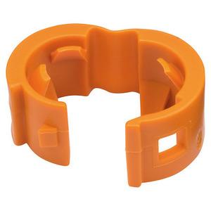 Panduit PCBANDOR-Q Patch Cord Color Band, Orange