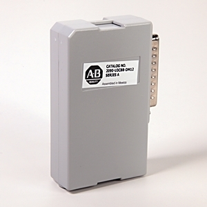 Allen-Bradley 2090-U3CBB-DM12 Control Interface Breakout Board, 12-Pin, SERCOS Rated
