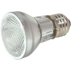 Satco S2200 Halogen Lamp, PAR16, 45W, 120V, NFL30