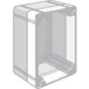 "Hoffman Q3030EXTI Panel For Q-Line Type 4X, 11""x11"", Polycarbonate"