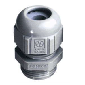 Lapp S1109 Liquidtight Cable Gland, Strain-Relief, Thread: PG9