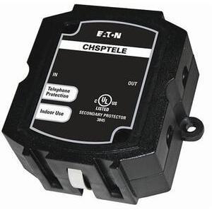 Eaton CHSPTELE Surge Protection Device, 4 Telephone Lines, 20kA per Line