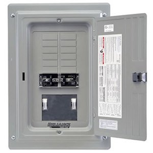 Reliance Controls TRC1003C Transfer Panel With Meters Only