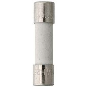Eaton/Bussmann Series GDA-630MA Fuse, 630mA High-Break Fast-Acting Ceramic, 5mm x 20mm, 250V